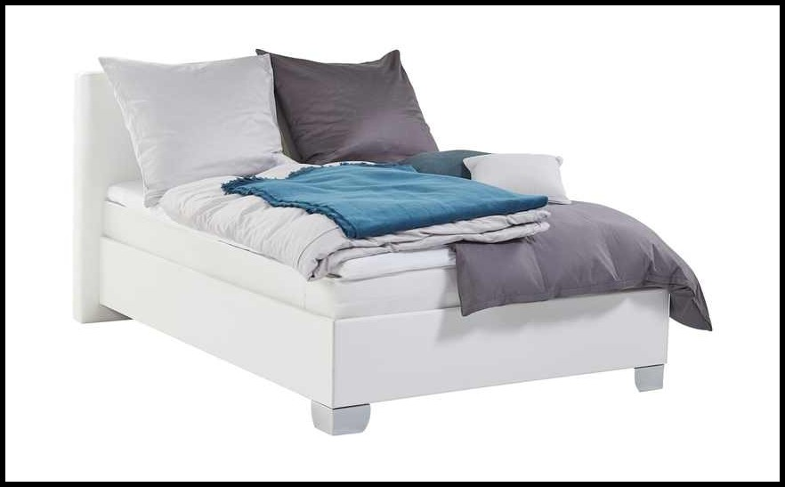 Bett 120x200 Weiss Ikea