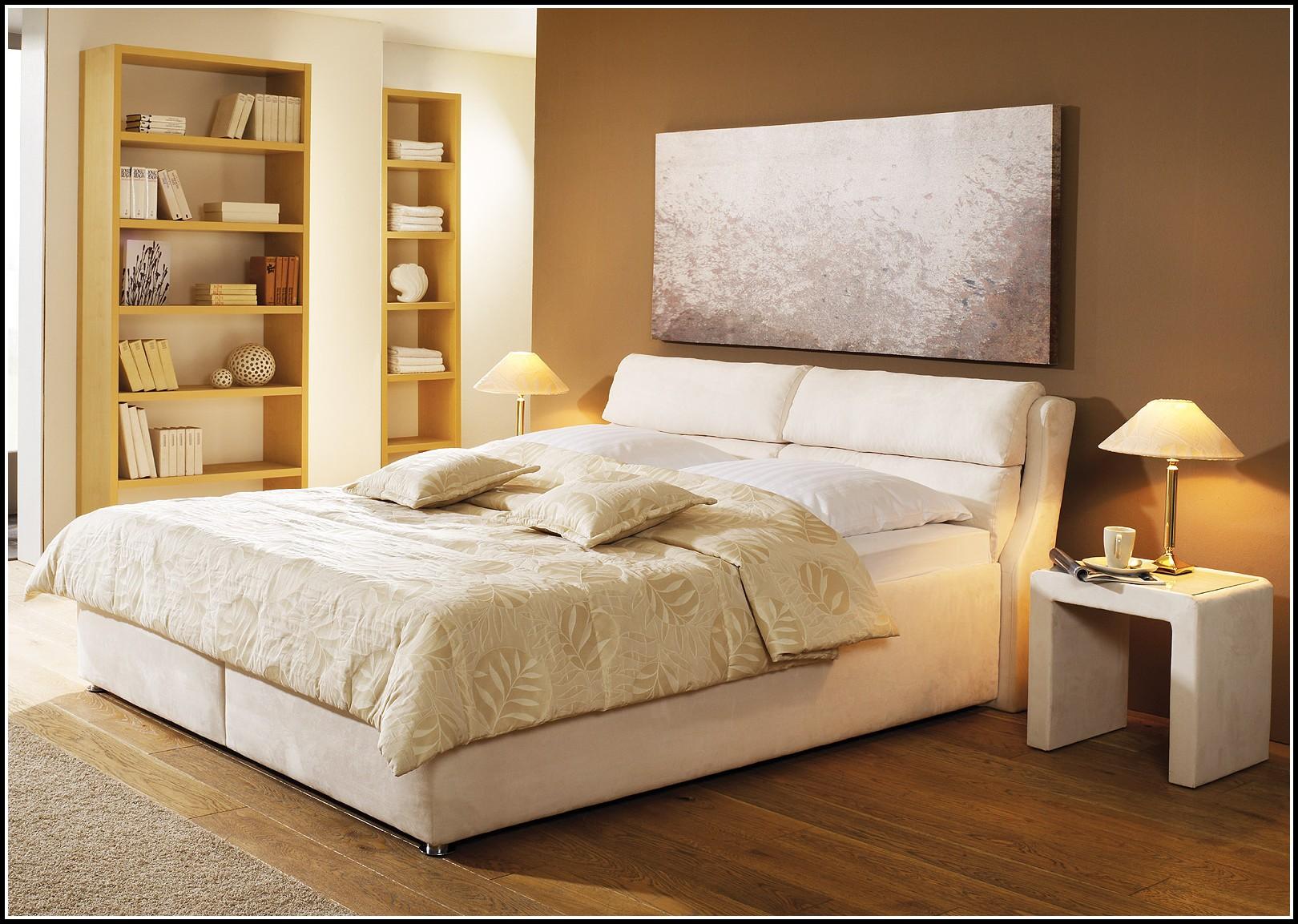 Bett 160x200 Weis Landhaus