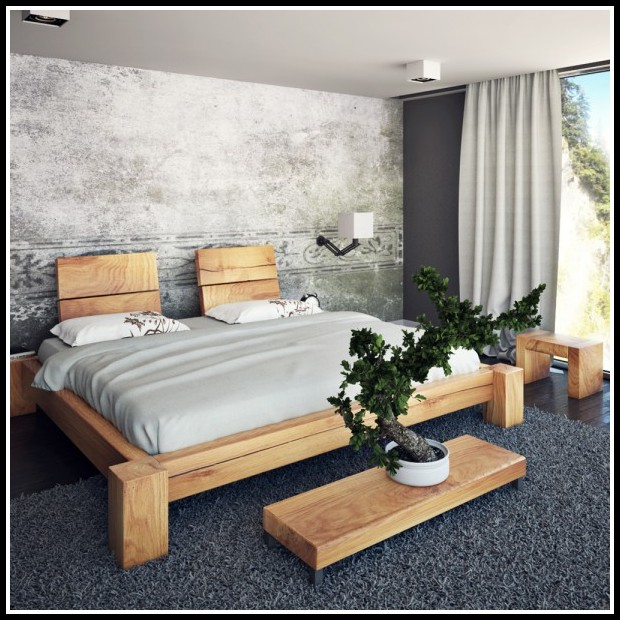 bett aus balken selbst bauen betten house und dekor galerie qx1aqqp1k0. Black Bedroom Furniture Sets. Home Design Ideas