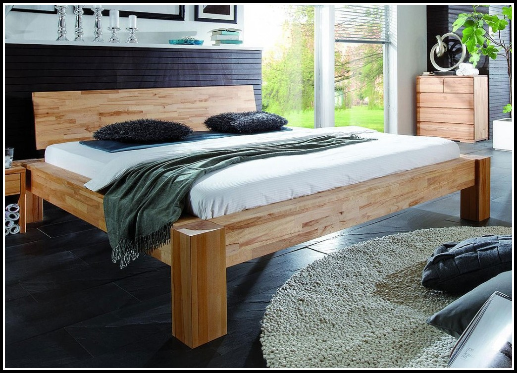 bett holz massiv 200x200 betten house und dekor. Black Bedroom Furniture Sets. Home Design Ideas