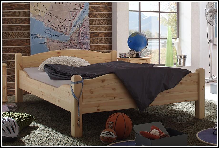bett kiefer massiv 140x200 betten house und dekor galerie yxr55nnr95. Black Bedroom Furniture Sets. Home Design Ideas