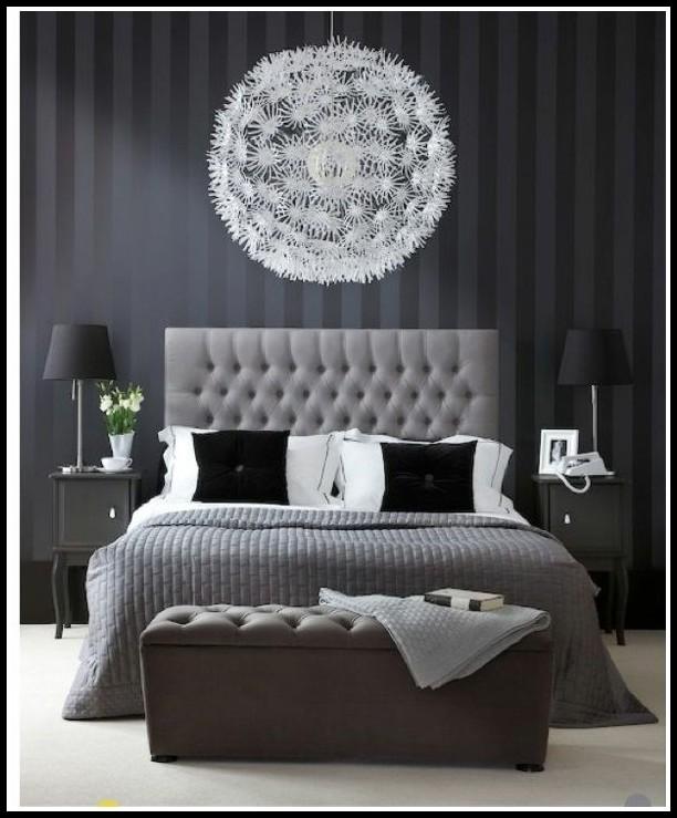 Bett Kopfteil Gepolstert Ikea