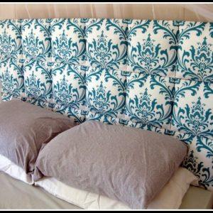 Bett Kopfteil Mit Stoff Beziehen Betten House Und Dekor Galerie