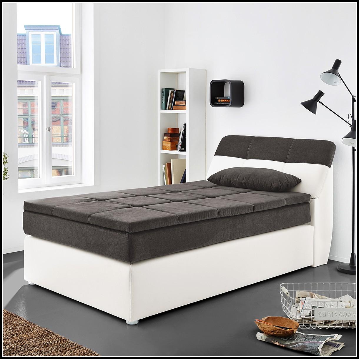 Betten 120x200 Weiss