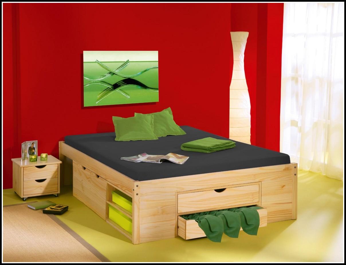 Betten Mit Schubladen 120x200