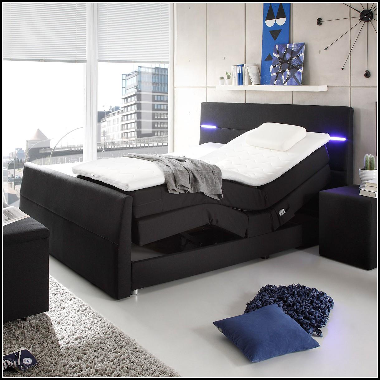 boxspring bett 1 20x2 00 betten house und dekor. Black Bedroom Furniture Sets. Home Design Ideas