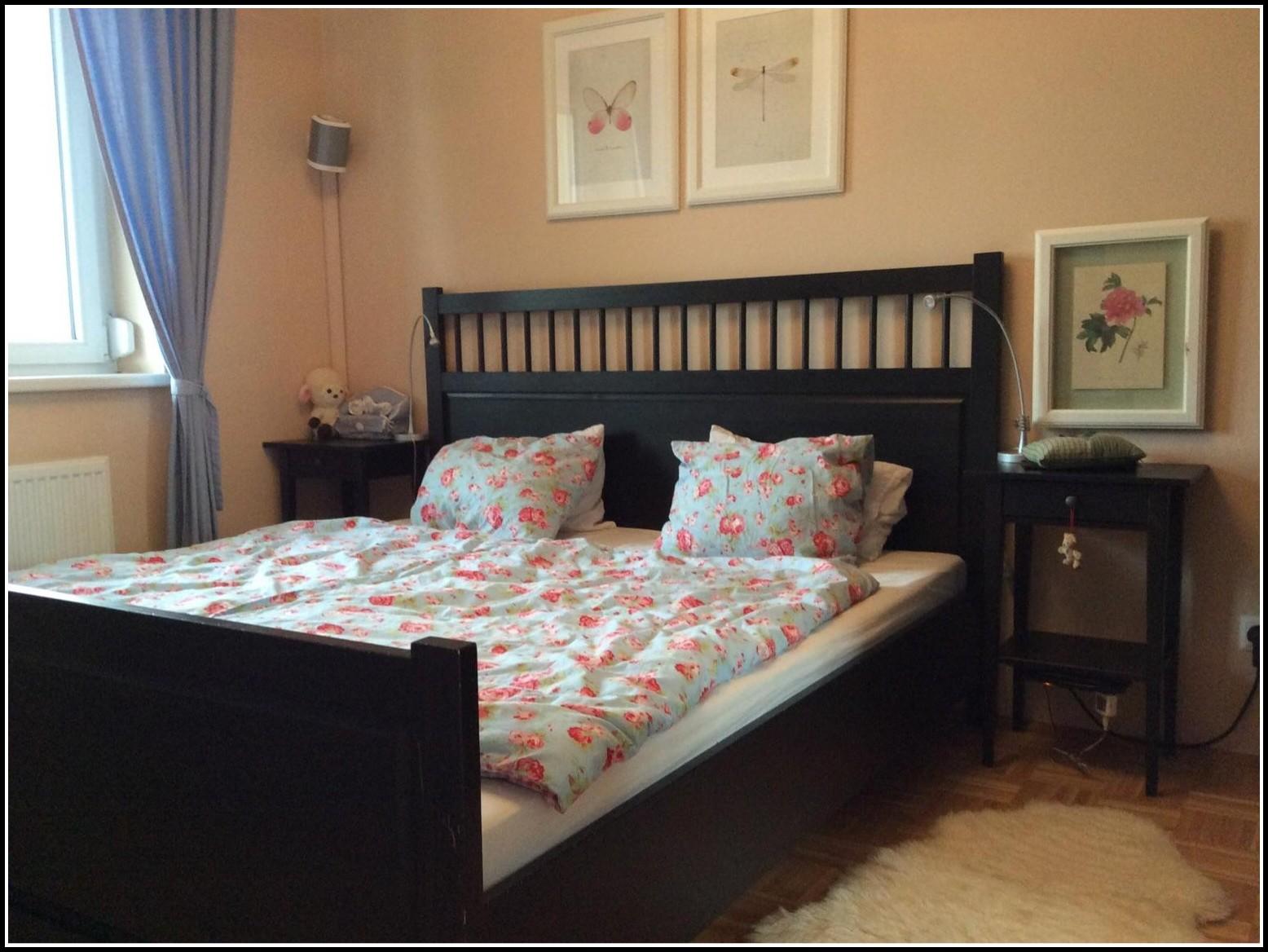 hemnes bett gebraucht o betten house und dekor galerie 96kdgnjrr0. Black Bedroom Furniture Sets. Home Design Ideas