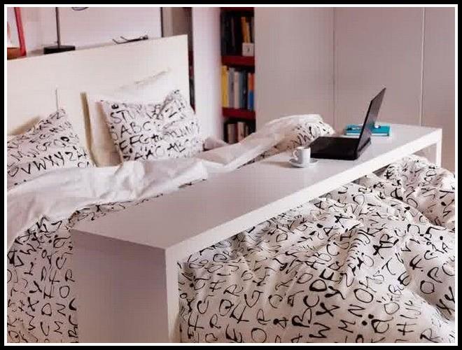 Ikea Fruhstuck Bett Tisch