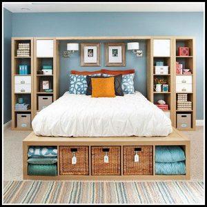 Ikea Mandal Bett Aufbauen