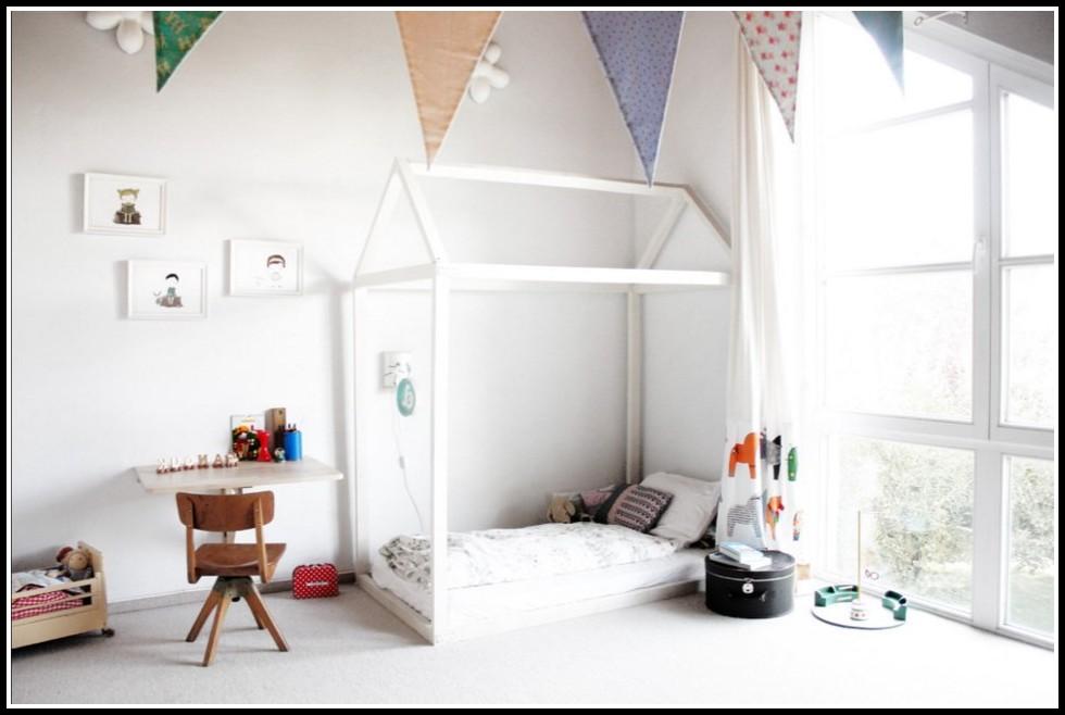 Ikea Mandal Bettgestell