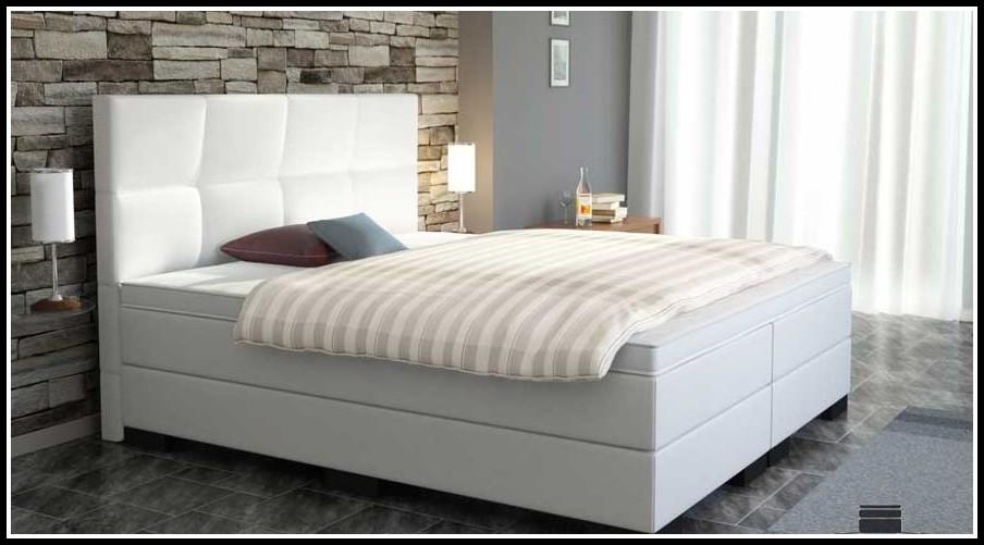 Ikea Weises Bett 140