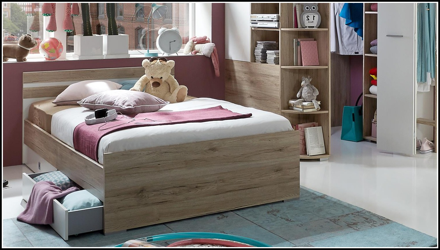 jugendzimmer komplett bett 140x200 download page beste. Black Bedroom Furniture Sets. Home Design Ideas