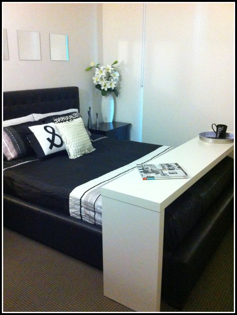 bett tisch weis ikea. Black Bedroom Furniture Sets. Home Design Ideas