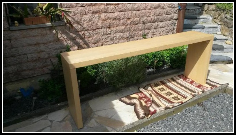 Malm Bett Tisch Mase