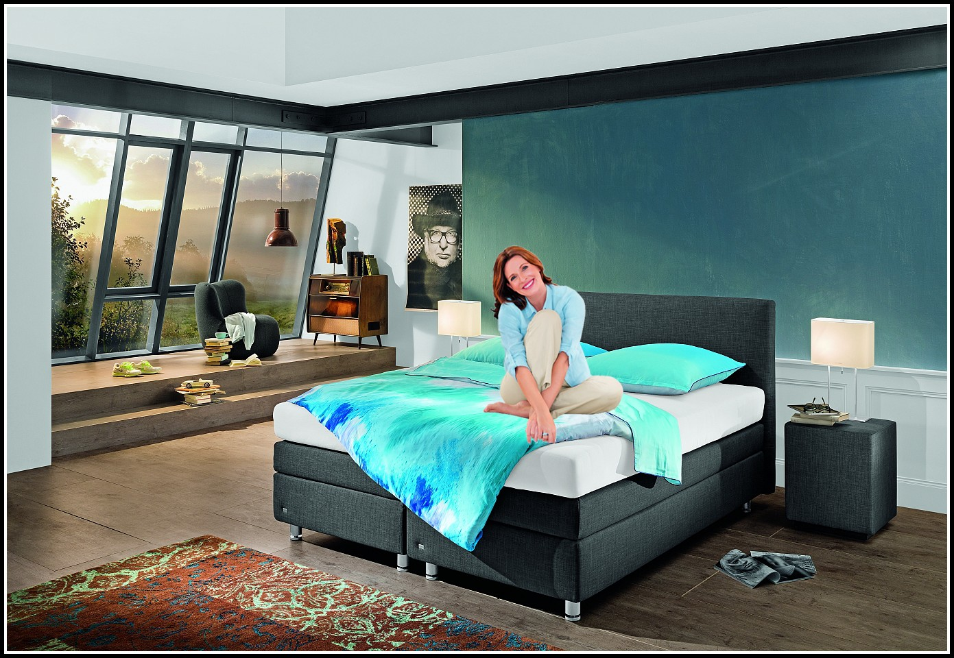 ruf betten boxspring verena betten house und dekor galerie gz10pex1yj. Black Bedroom Furniture Sets. Home Design Ideas