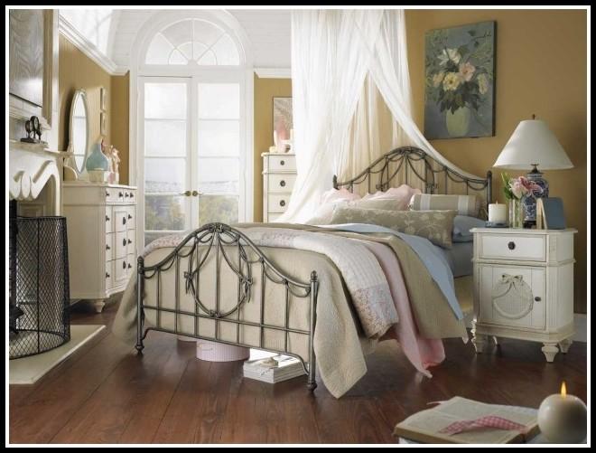 shabby chic bett betten house und dekor galerie. Black Bedroom Furniture Sets. Home Design Ideas