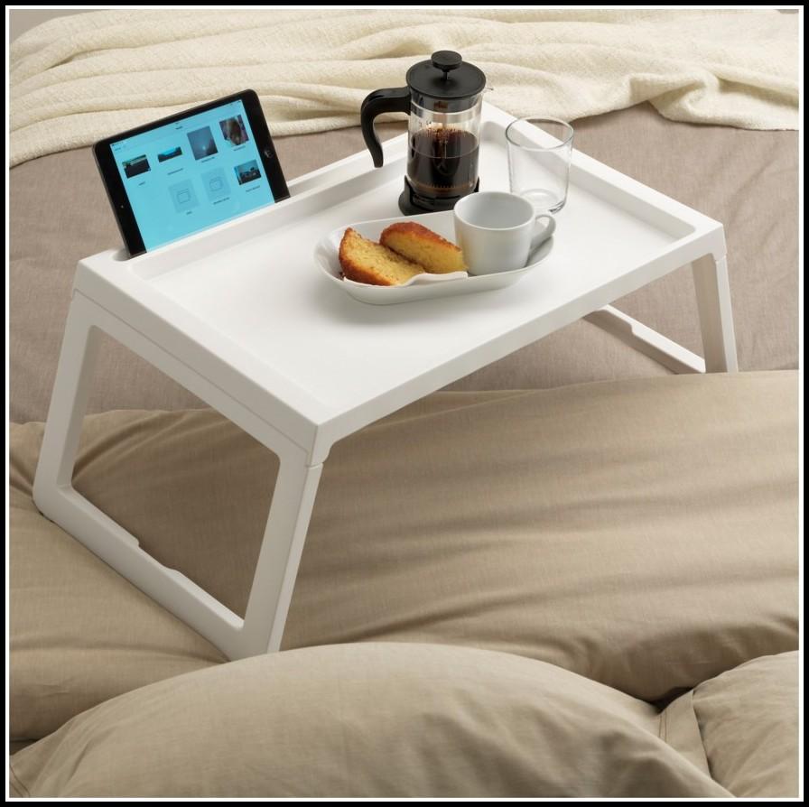 Tablett Furs Bett Ikea