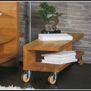 tisch furs bett mit rollen ikea betten house und dekor. Black Bedroom Furniture Sets. Home Design Ideas