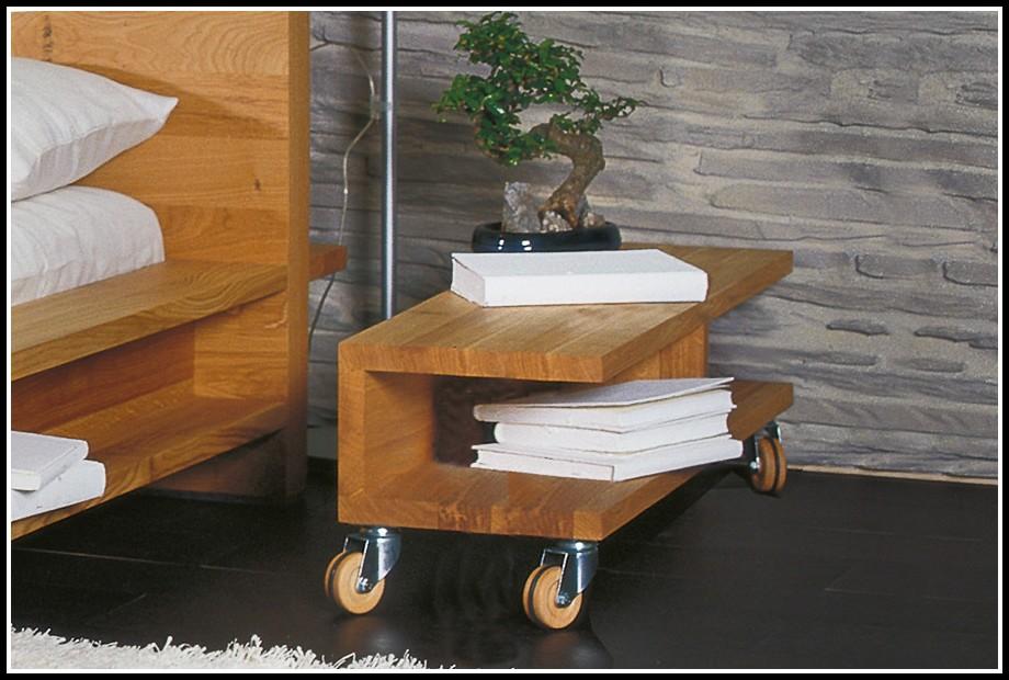 tisch furs bett mit rollen betten house und dekor. Black Bedroom Furniture Sets. Home Design Ideas