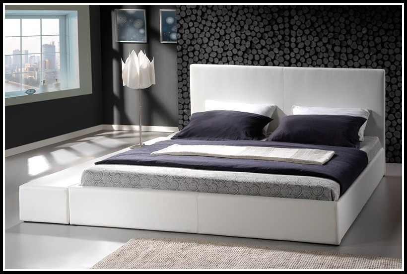 Weises Bett 180x200 Ebay