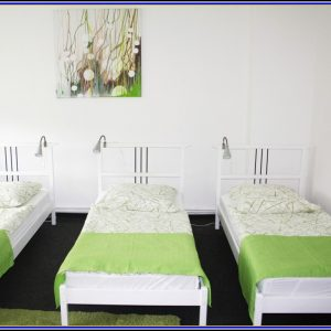 3 Bett Zimmer Hamburg Hotel