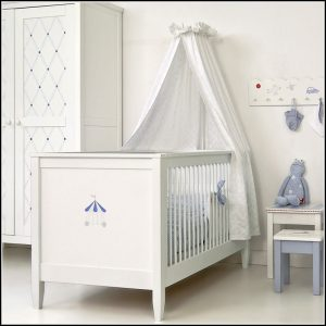 Babybett Betthimmel