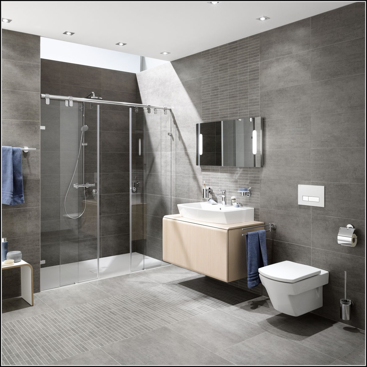 badezimmer fliesen design  fliesen  house und dekor
