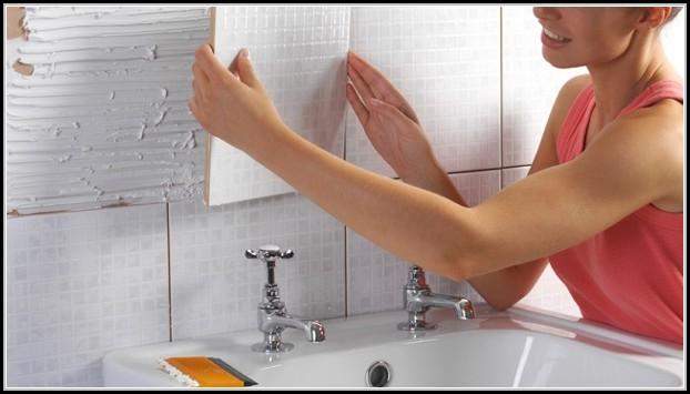 Badezimmer Neue Fliesen
