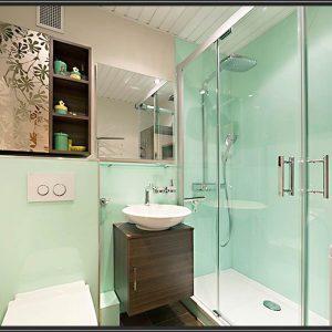 Badezimmer Ohne Fliesen Bilder