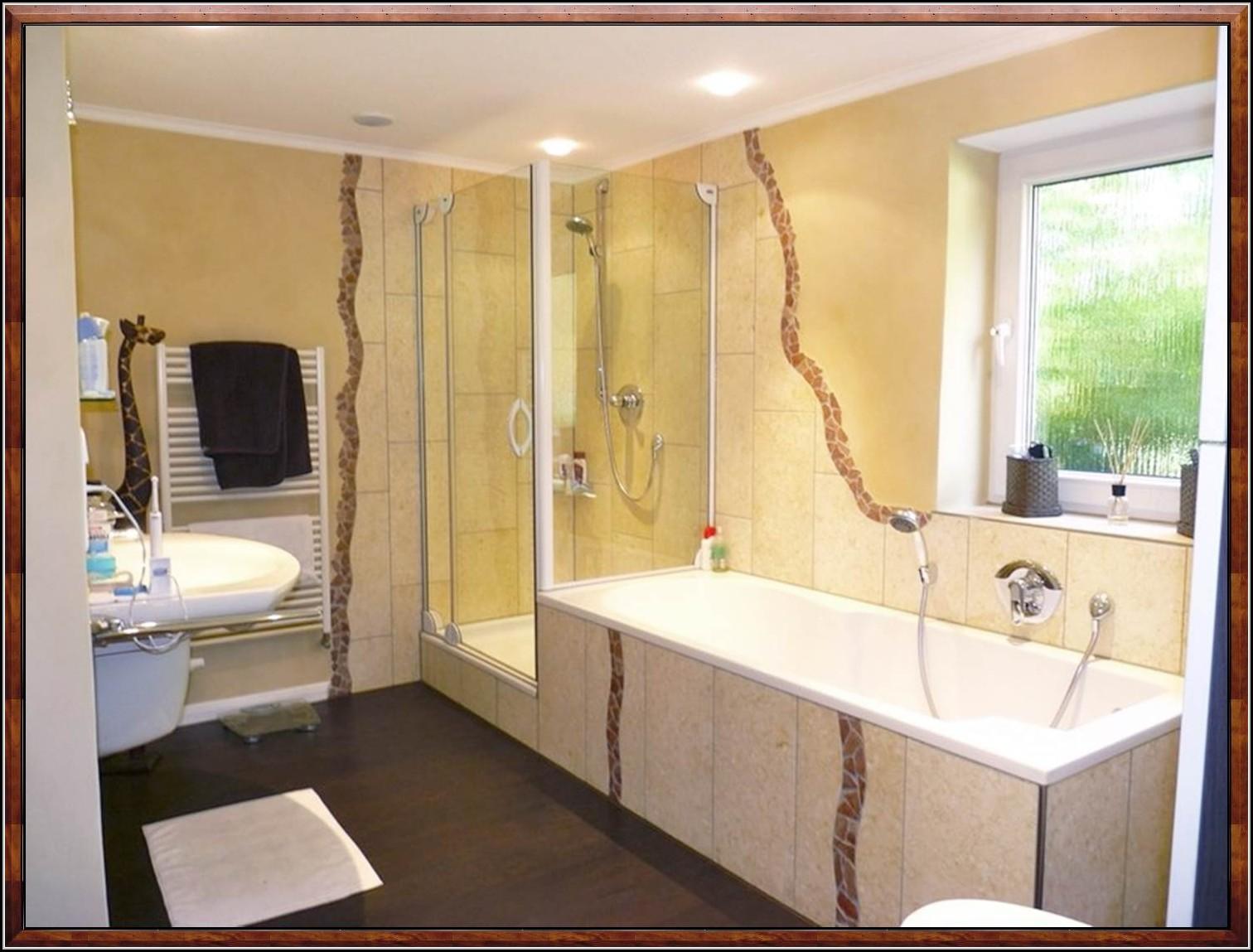 Badgestaltung mit fliesen und putz fliesen house und - Putz auf fliesen ...