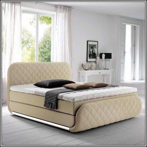 Bett 160x200 Zwei Matratzen