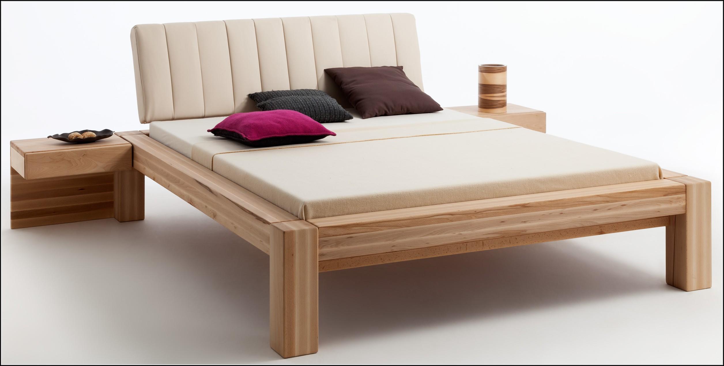 bett aus massivholz betten house und dekor galerie jlw89dd1eq. Black Bedroom Furniture Sets. Home Design Ideas