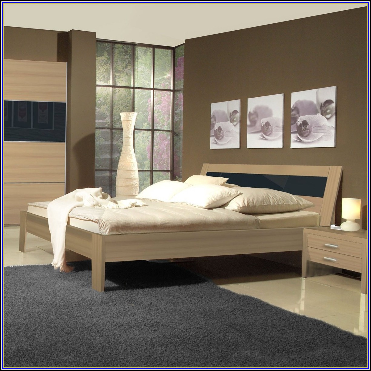 bett buche nachbildung 140x200 betten house und dekor. Black Bedroom Furniture Sets. Home Design Ideas