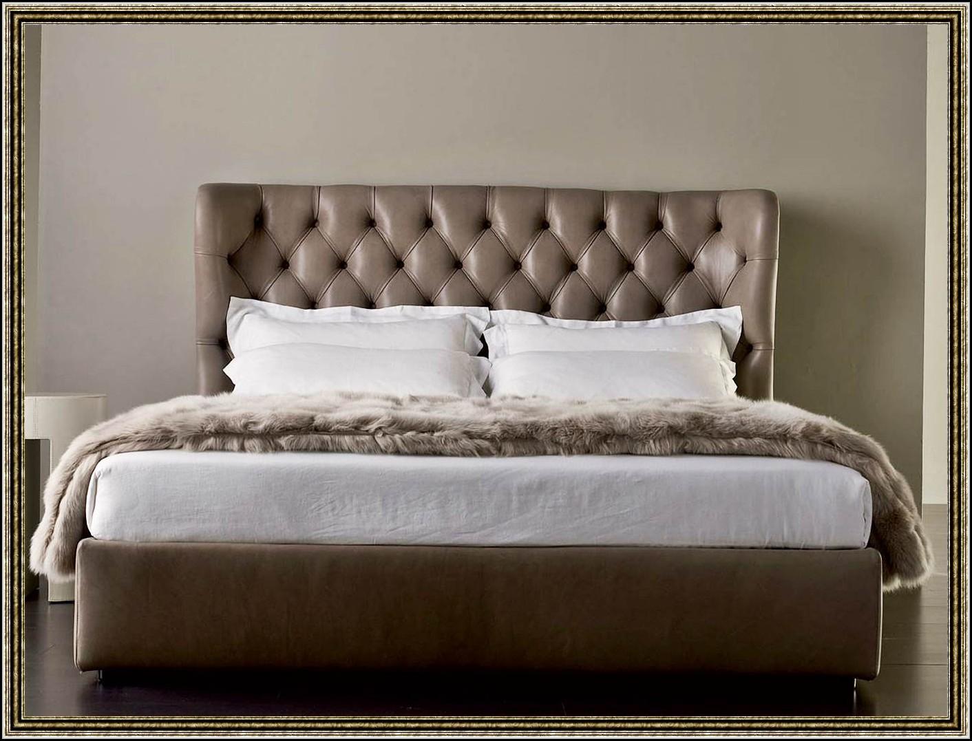 bett hohes kopfteil betten house und dekor galerie. Black Bedroom Furniture Sets. Home Design Ideas