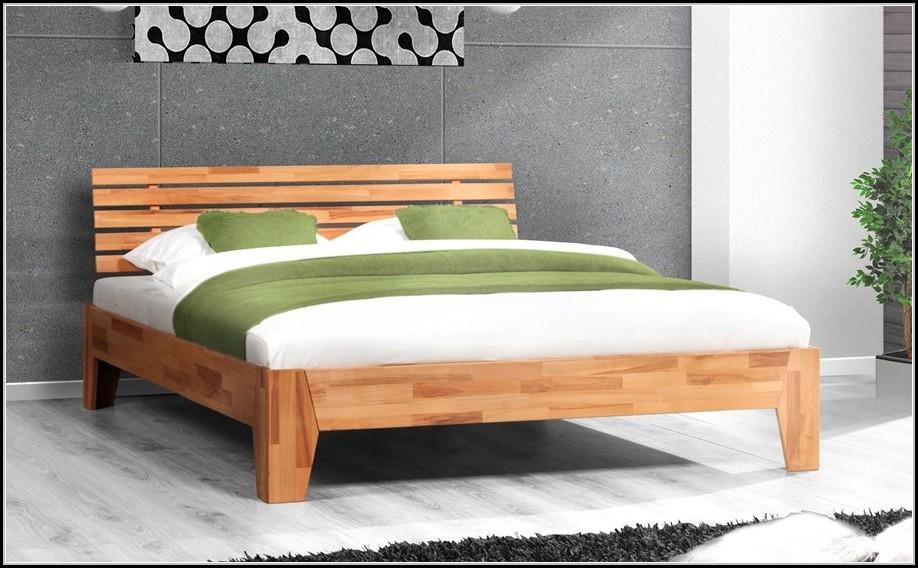 bett kernbuche massiv 140 x 200 betten house und dekor galerie qokb2xekoe. Black Bedroom Furniture Sets. Home Design Ideas