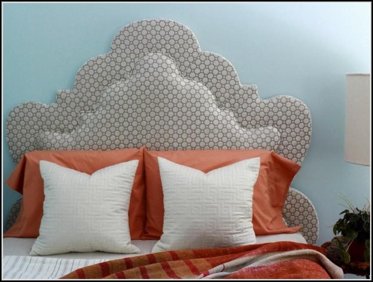 Bett Kopfteil Polster