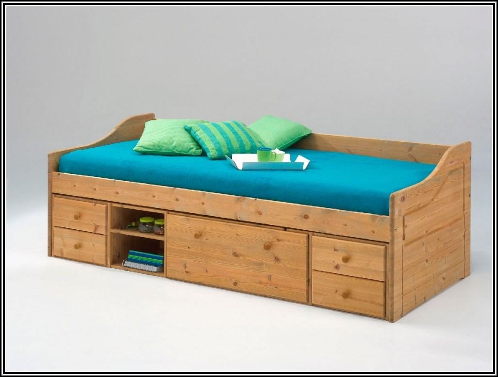 Bett Mit Bettkasten 160x200 Ikea