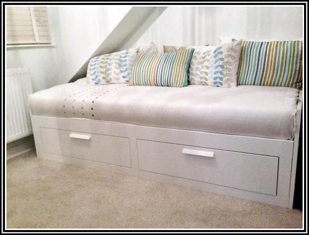 Brimnes Ikea Bett Gebraucht