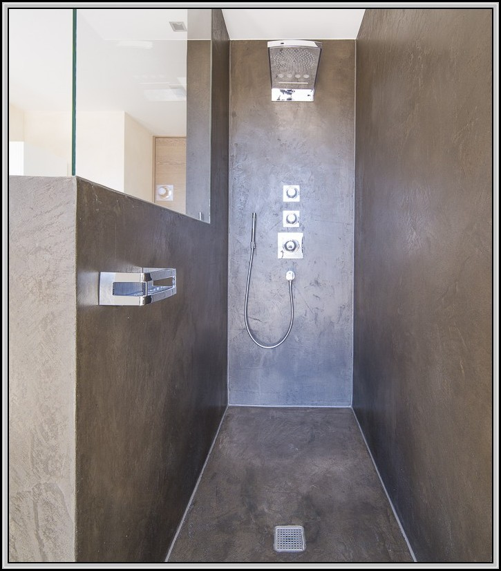 dusche ohne fliesen und fugen fliesen house und dekor. Black Bedroom Furniture Sets. Home Design Ideas