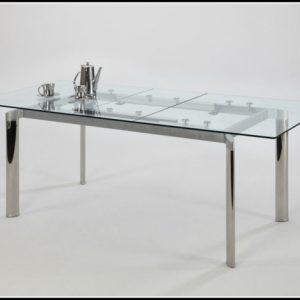 Esszimmer Glastisch Ausziehbar Glas