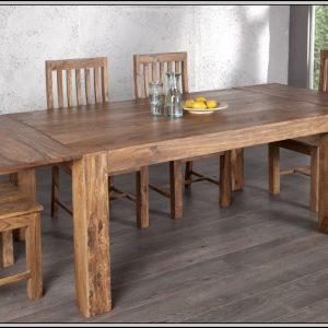 Esszimmer Tische Massivholz