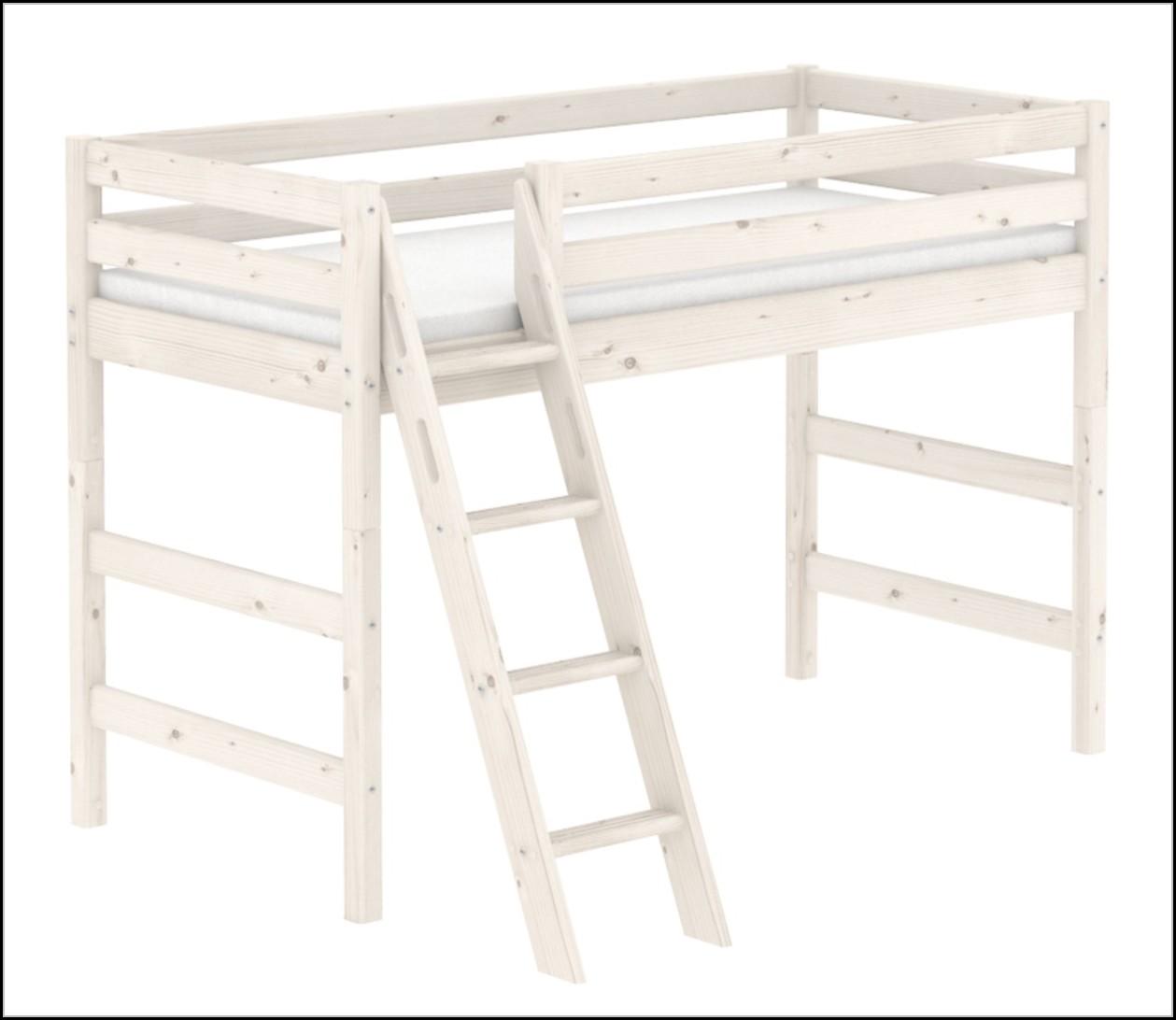 Flexa Mittelhohes Bett Classic