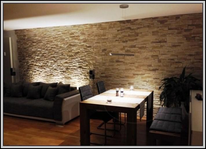Fliesen Natursteinoptik Wand