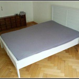 Ikea Aspelund Bett 140x200