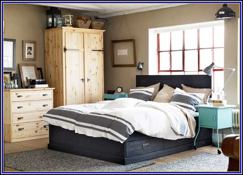 ikea bett aus holz betten house und dekor galerie nvrpbdvwmo. Black Bedroom Furniture Sets. Home Design Ideas