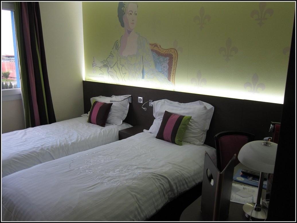 Indirekte Beleuchtung Bett