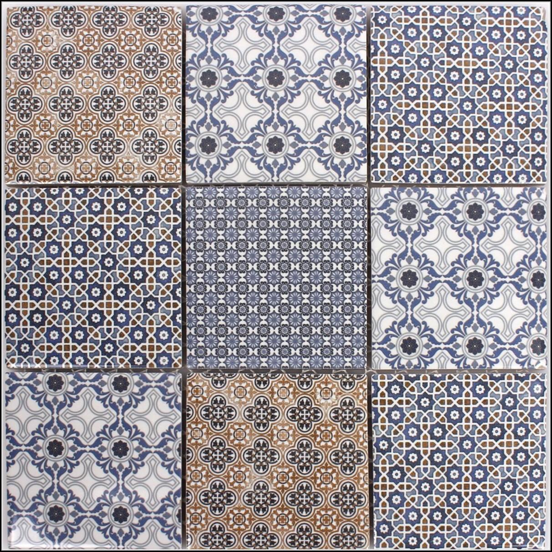 Keramik mosaik fliesen zement optik classico fliesen for Fliesen holzdielen optik