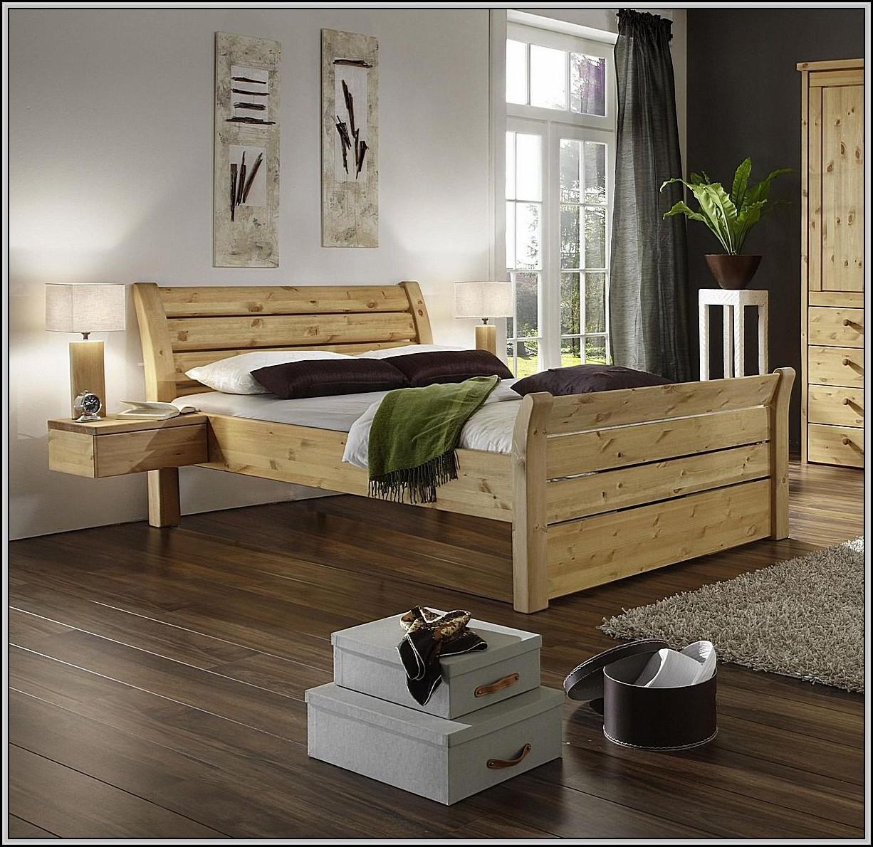 Kiefer Bett 140x200 Gebraucht