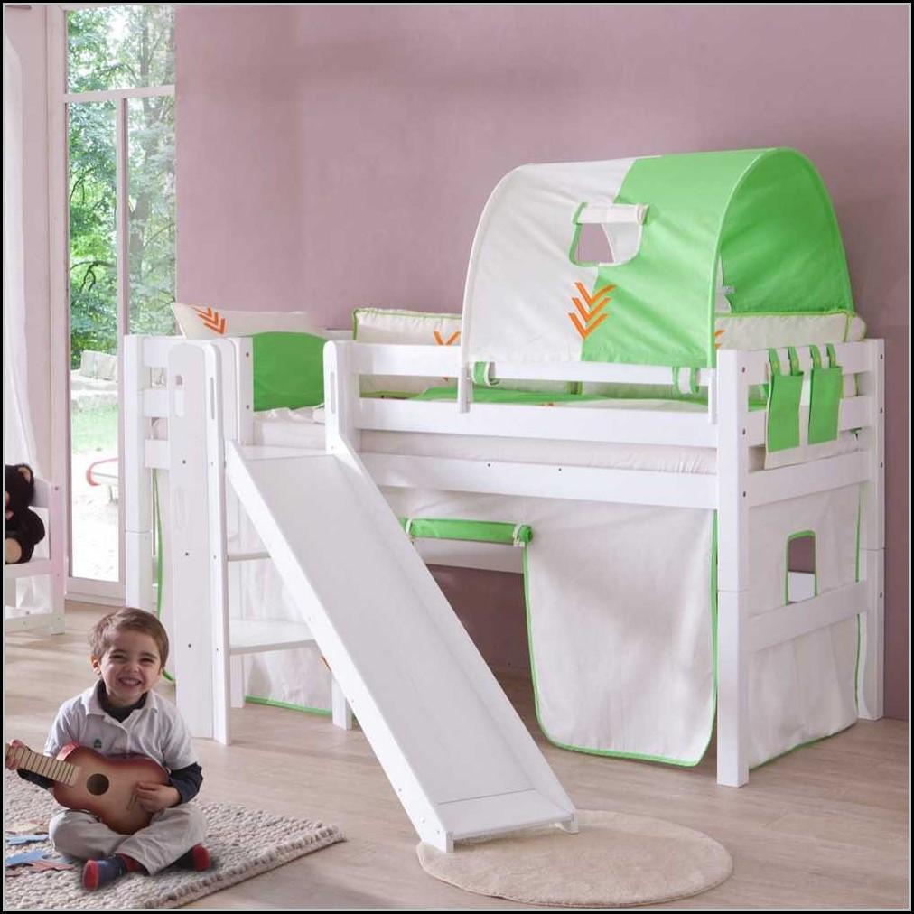 kinder hochbett mit rutsche betten house und dekor galerie yrrxvkjwga. Black Bedroom Furniture Sets. Home Design Ideas