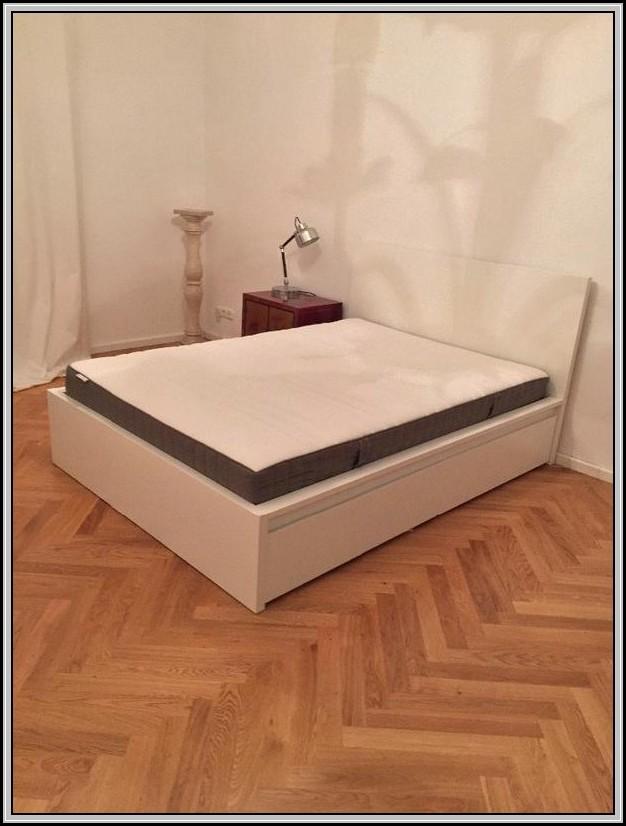 Malm Bett 90x200 Birke